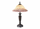 Cassidy Mosaic Table Lamp - Dale Tiffany