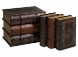 Cassiodorus Book Box Collection (Set of 6) - IMAX - 1920-6