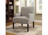 Casual Accent Chair with Stripe Pattern - 902083