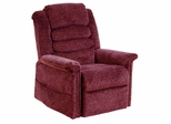 Catnapper Power Lift Full Lay-Out Recliner with Heat and Massage - Catnapper - 4825-9818