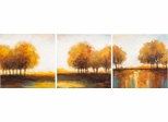 Central Park 3PC Wall Art - 960575