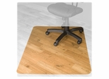 Chair Mat for Hard Floors - Clear - AVT40231