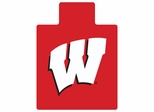 Chair Mat - University of Wisconsin - Armstrong Fan Decor Chairmat - L9922181