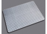 "Chairmat 36"" x 48"" - ""Ripple"" Print Poly Carbonate Chairmat - Floortex - 229220ECRI"