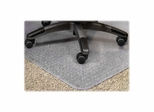 Chairmat For Office Chair Floor - Clear - LLR25754