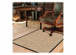 Chairmat For Office Chair Floor - Tan - DEFCM23442FCWJ