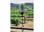 Champagne Bracket Torch (Set of 2) - Pangaea Home and Garden Furniture - DS-C4458-BR-ST2