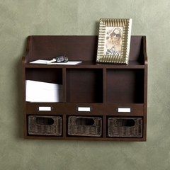 Chelmsford Wall Storage Unit - Holly and Martin
