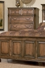 Chest - Edgewood Chest in Warm Brown Oak - Coaster - 201625