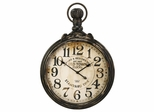 Churchill Pocket Wall Clock - IMAX - 27664