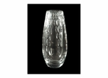 Clear Marble Vase - Dale Tiffany