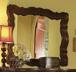 CLOSEOUT SPECIAL! - Molina Mirror - Wynwood Furniture - 1707-80