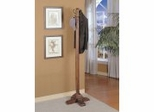 "Coat Rack - ""Woodbury Mahogany"" - Powell Furniture - 520-274"