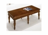 Coffee Table DMI - in West Indies Cherry - 7480-40