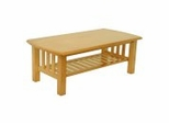Coffee Table in Golden Oak - Stanford Mission - 38-2044-002