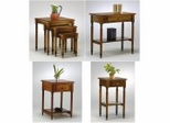 Coffee Table Set in Antique Cherry - Office Star