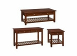 Coffee Table Set in Cherry - Hanover