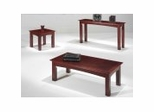 Coffee Table Set in Sunset Cherry