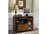 Compact Office Cabinet in Warm Oak - Home Styles - 5527-19
