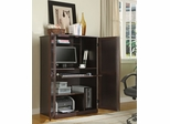 Computer Armoire in Cherry wood - Innovex - CA750P99