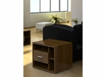 Concept End Table with Drawer - Nexera Furniture - 490825