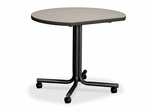 Conference End Table - Gray - HON61369DCG2SS
