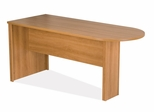 Conference Table in Cappuccino Cherry - Embassy - Bestar Office Furniture - 60800-68