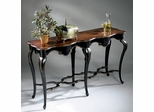 Console Table in Cafe Noir - Butler Furniture - BT-1526104