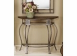 Console Table - Montello Console Table with Wood Top - Hillsdale Furniture - 41547