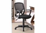 Contemporary Mesh Office Chair with Adjustable Seat Height - 800056
