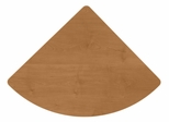 Corner Connector - Series A Natural Cherry Collection - Bush Office Furniture - WC57429