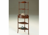 Corner Etagere in Plantation Cherry - Butler Furniture - BT-1740024
