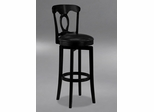 Corsica Swivel Bar Stool with Vinyl Seat - Hillsdale Furniture - 4168-832