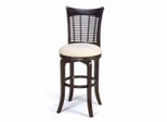 Counter Bar Stool - Bayberry Wicker Swivel Counter Stool - Hillsdale - 4783-826