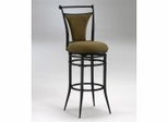 Counter Bar Stool - Cierra Swivel Counter Stool - Hillsdale Furniture - 4592-828