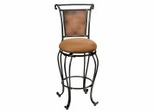 Counter Bar Stool - Milan Counter Stool - Hillsdale Furniture - 4527-827