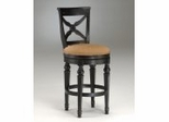 Counter Bar Stool - Northern Heights Swivel Counter Stool - Hillsdale Furniture - 4439-826