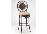 Counter Bar Stool - Richland Swivel Counter Stool - Hillsdale Furniture - 4667-826