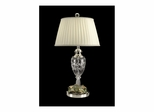 Crystal Floral Table Lamp - Dale Tiffany