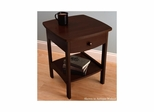 Curved Nightstand - Winsome Trading - XX118