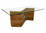 Dakota Dining Table - Bellini Modern Living - DAKOTA