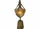 Dancing Lady Accent Lamp - Dale Tiffany