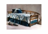 Day Bed - Jason Daybed in Dark Pine