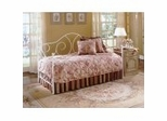 Daybed - Caroline Twin Size Daybed in White - Fashion Bed Group - CAR-DBED-2