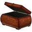Decorative Lacquered Wood Chests (Set of 2) - Nearly Natural - 0527