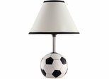 Decorative Soccer Table Lamp - Set of 2 - 901464
