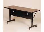 Deluxe Flip Top Table with High-Pressure Top - Correll Office Furniture - FT2448