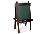 Deluxe Wood Easel in Espresso - KidKraft Furniture - 62019