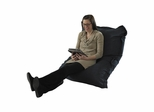 Denim Anywhere Lounger - Powell Furniture - POWELL-199-B009