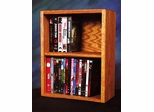 Desktop or Shelf Multimedia Cabinet - 210-1W